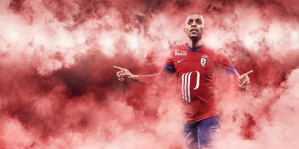 LOSC Lille and Nike Unveil Home, Away and Third Kits for 2013-14 Season