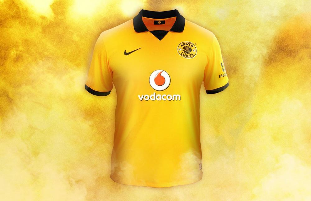 Kaizer Chiefs and Nike Unveil New Home Kit for Upcoming Season