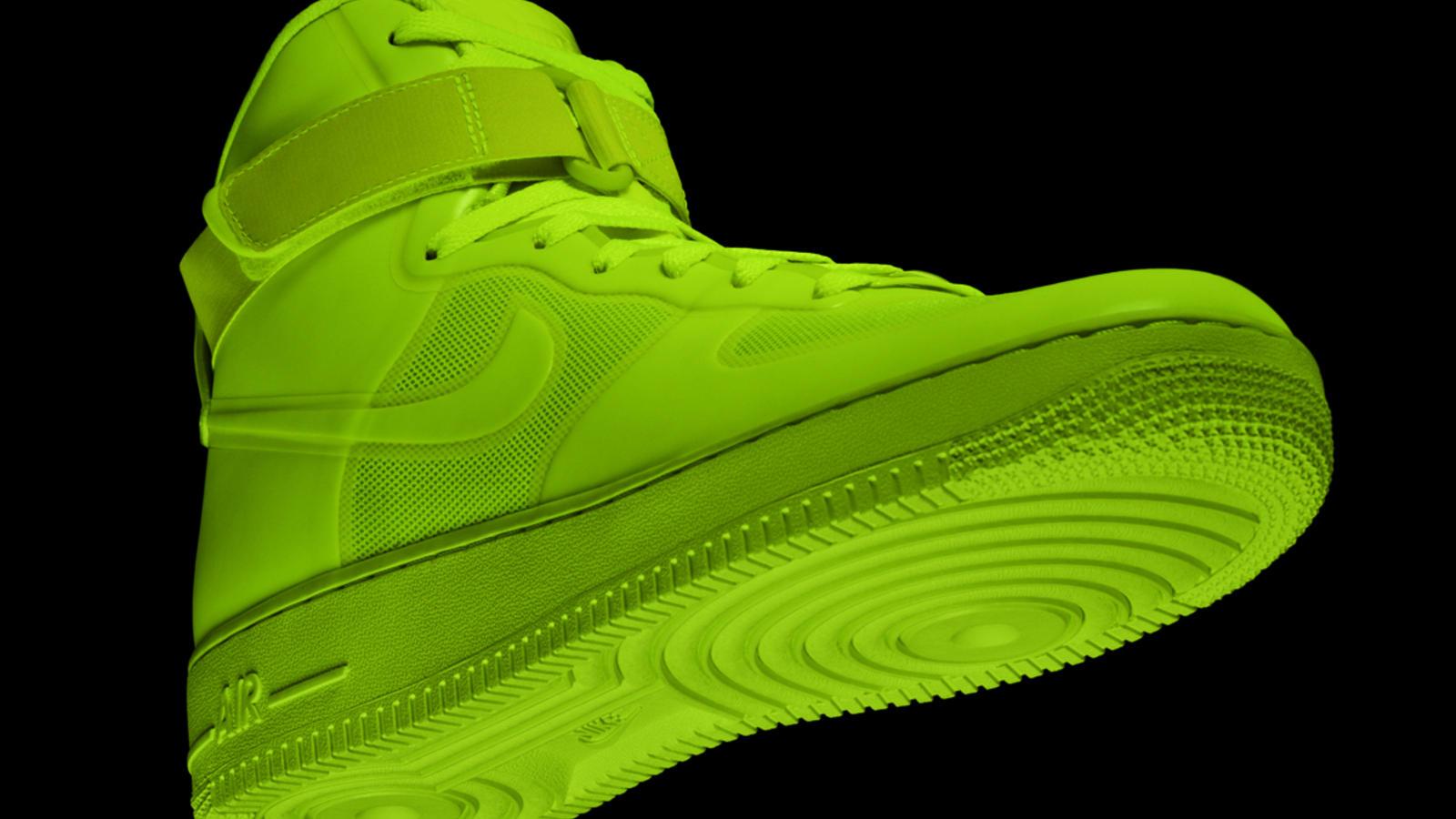 the latest 09a5b e49d9 Hyperfuse technology - Nike News