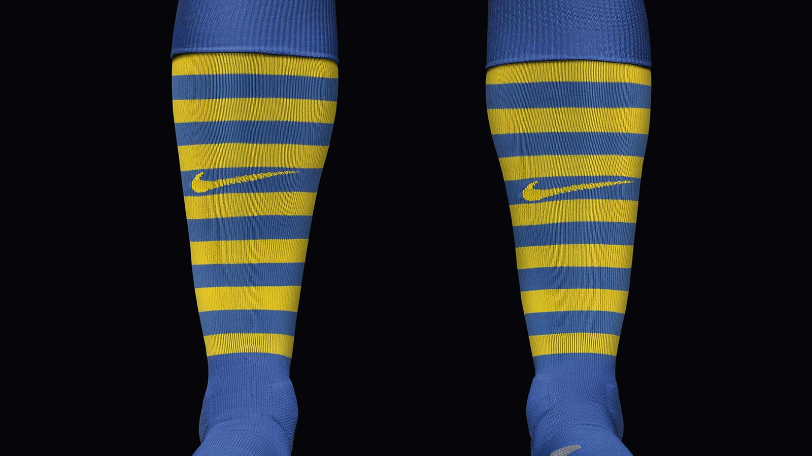 Arsenal Away Sock 2013-14
