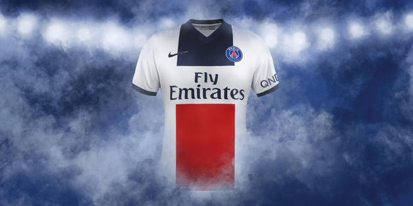 Nike Unveils New Paris Saint-Germain Away Kit for 2013-14 Season
