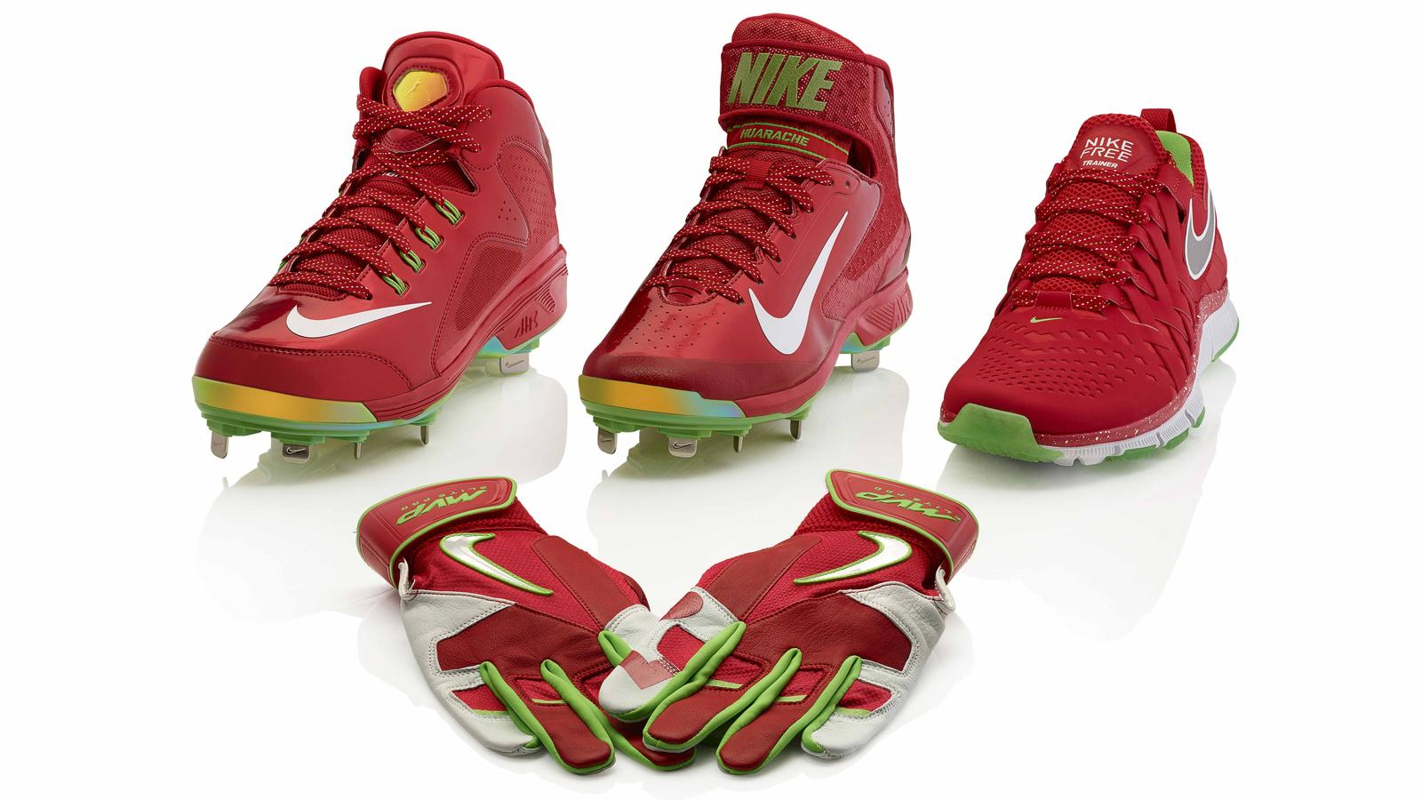Nike Red Apple Collection