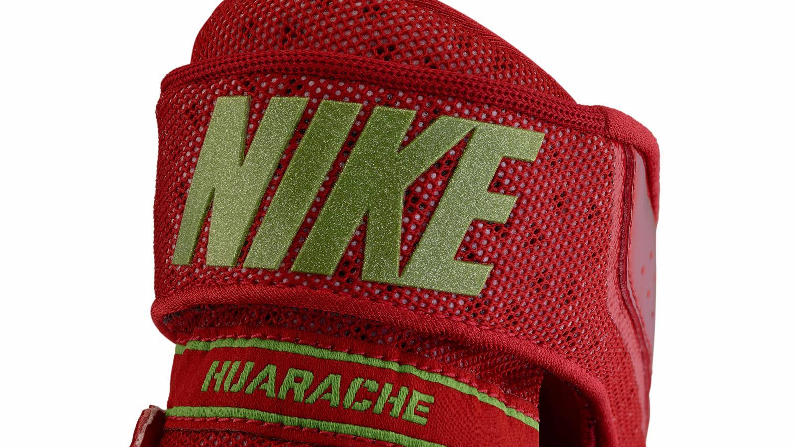 Hirachi Red Strap Detail
