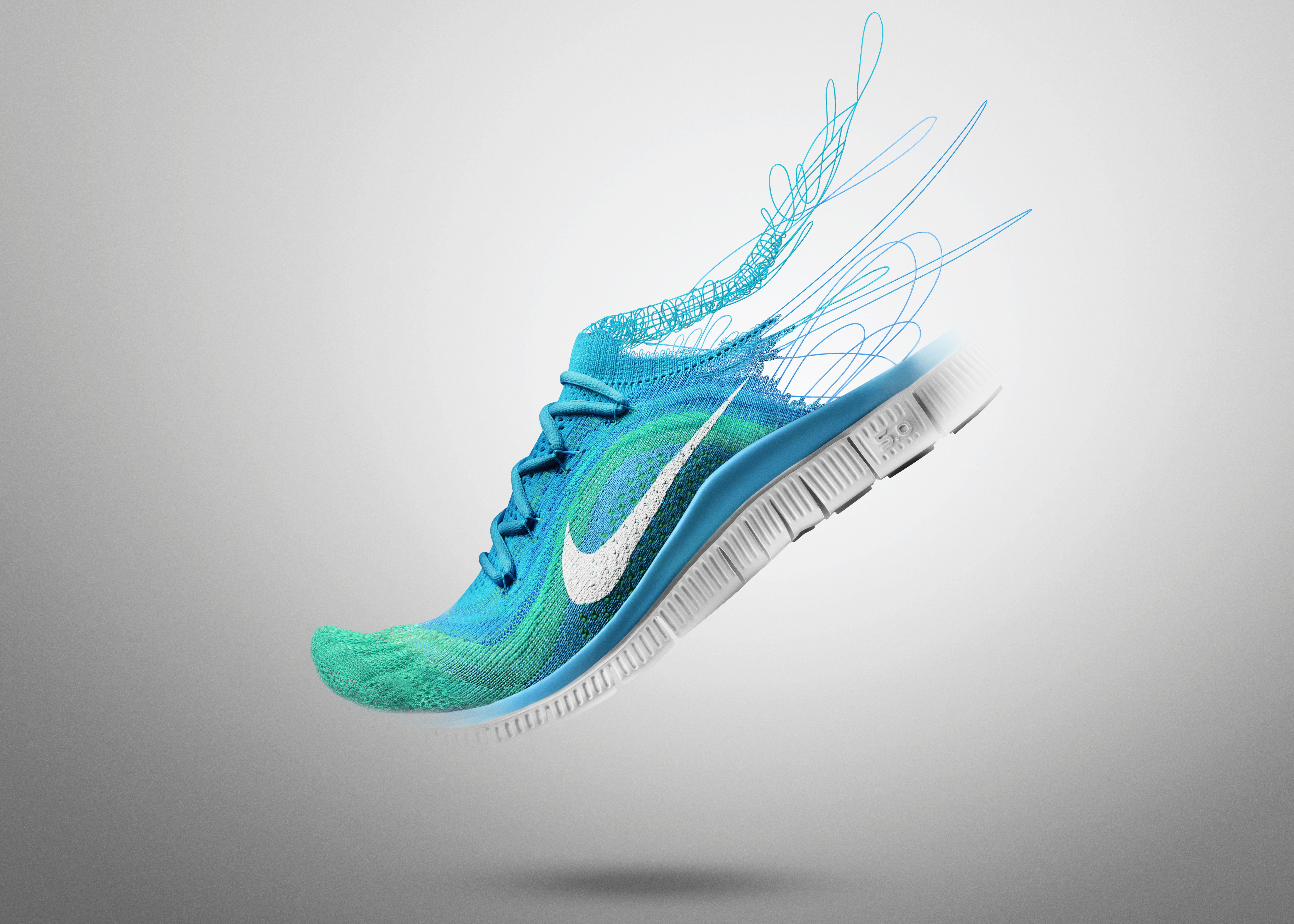 best nike flyknit shoes nike free trainer 5.0