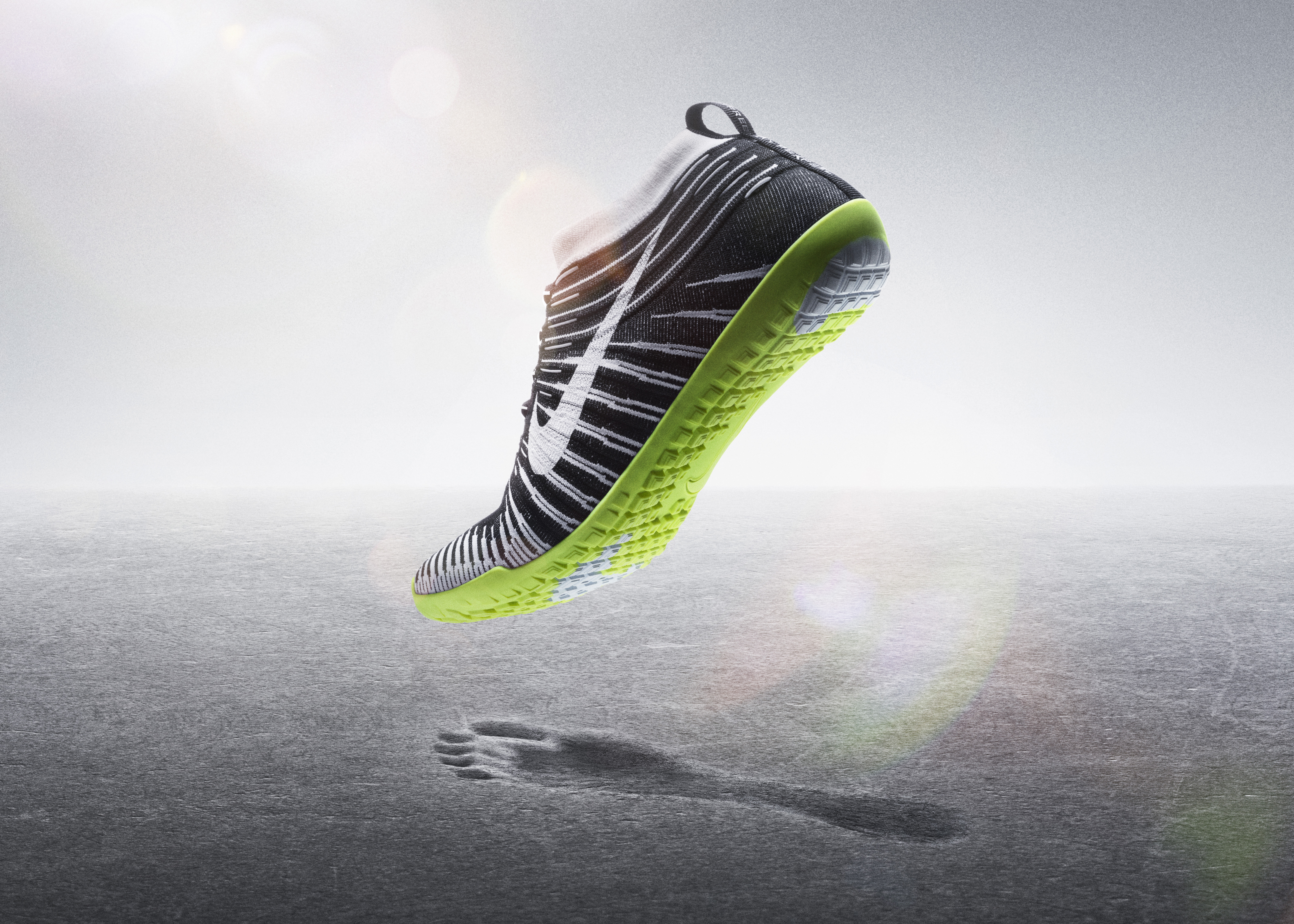 New Nike Free Hyperfeel Functions As An Extension Of The
