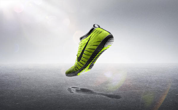 New Nike Free Hyperfeel Functions as an Extension of the Foot