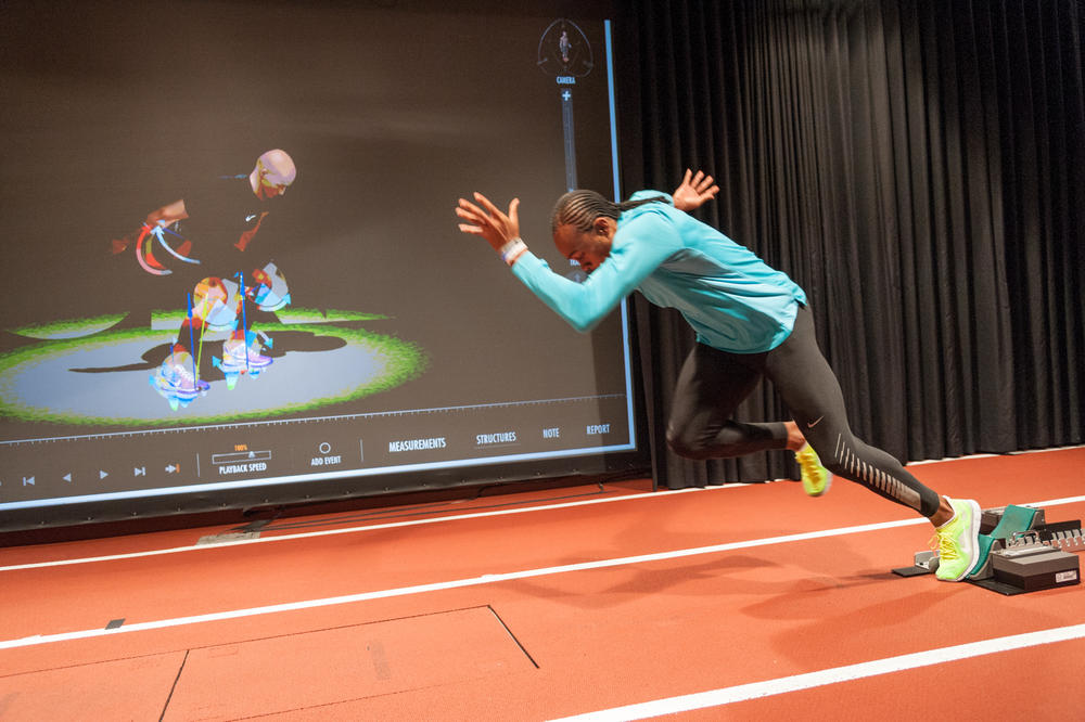Nike Sport Research Lab Incubates Innovation