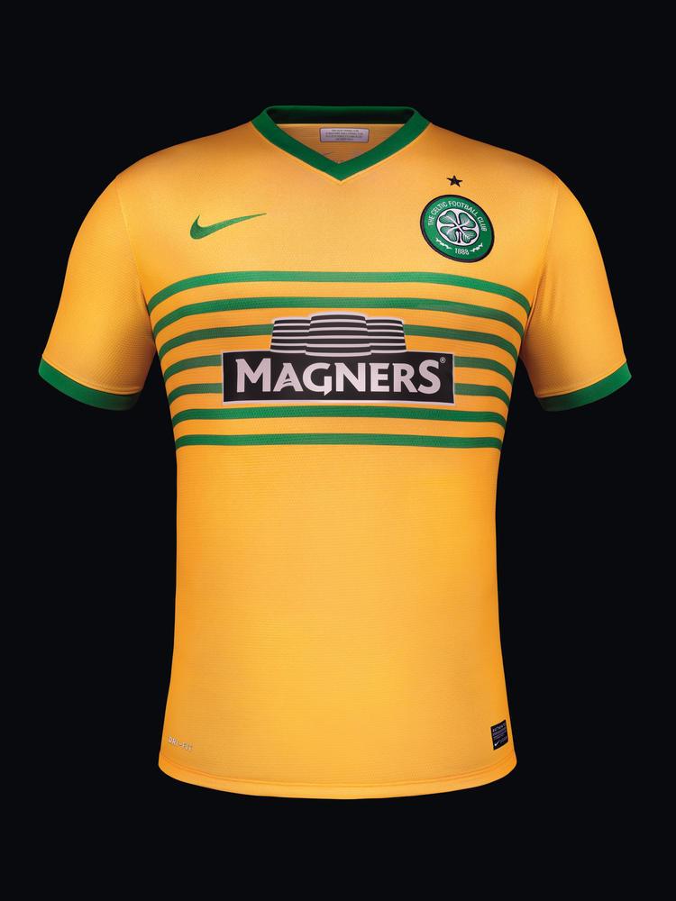 Nike Unveils Celtic Football Club Away Kit for 2013-14 Season