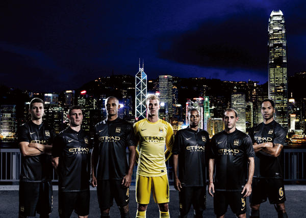 Nike and Manchester City Reveal Away Kit for Upcoming  Season