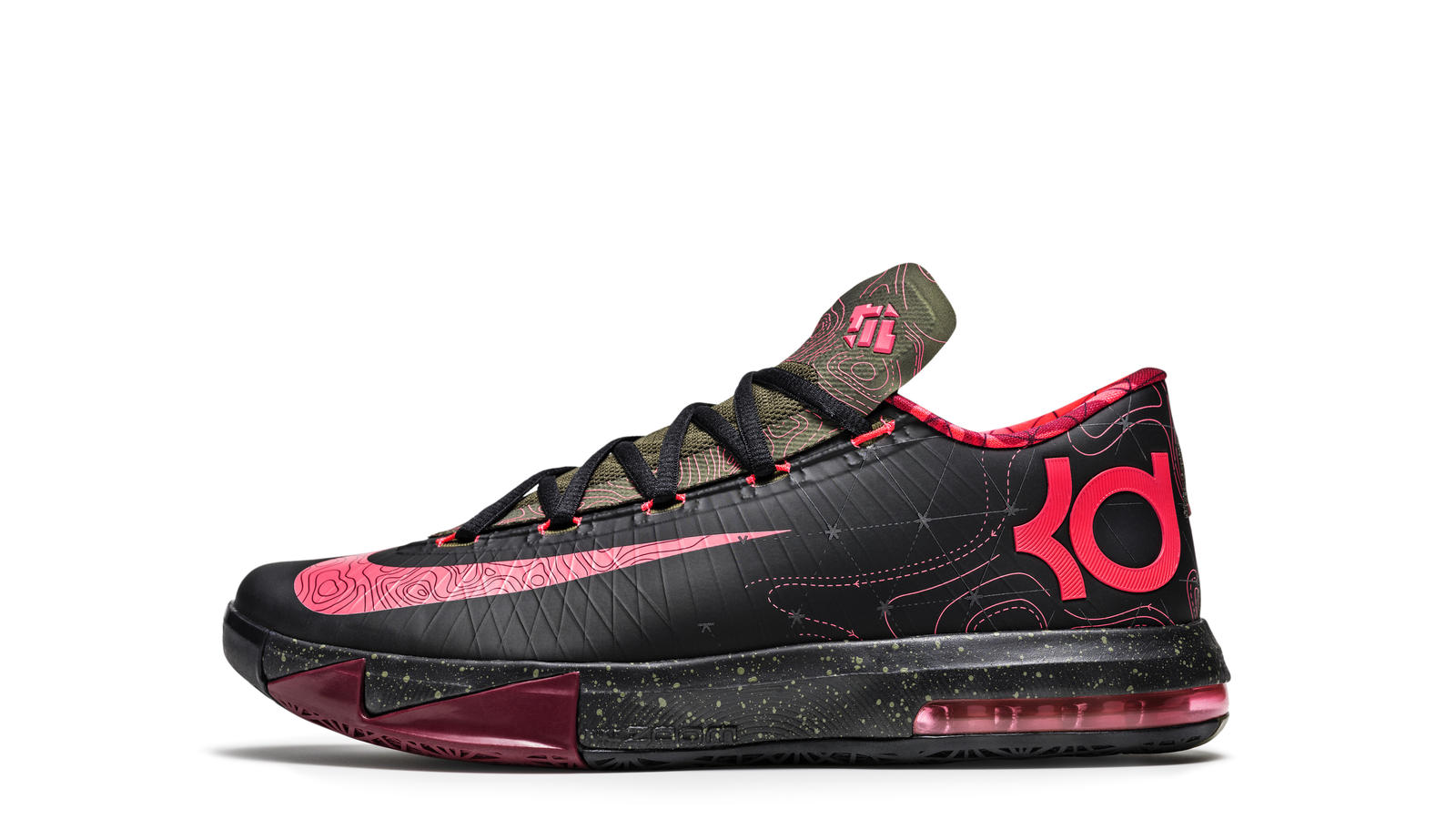 To acquire Shoes Durant 6 pink pictures trends