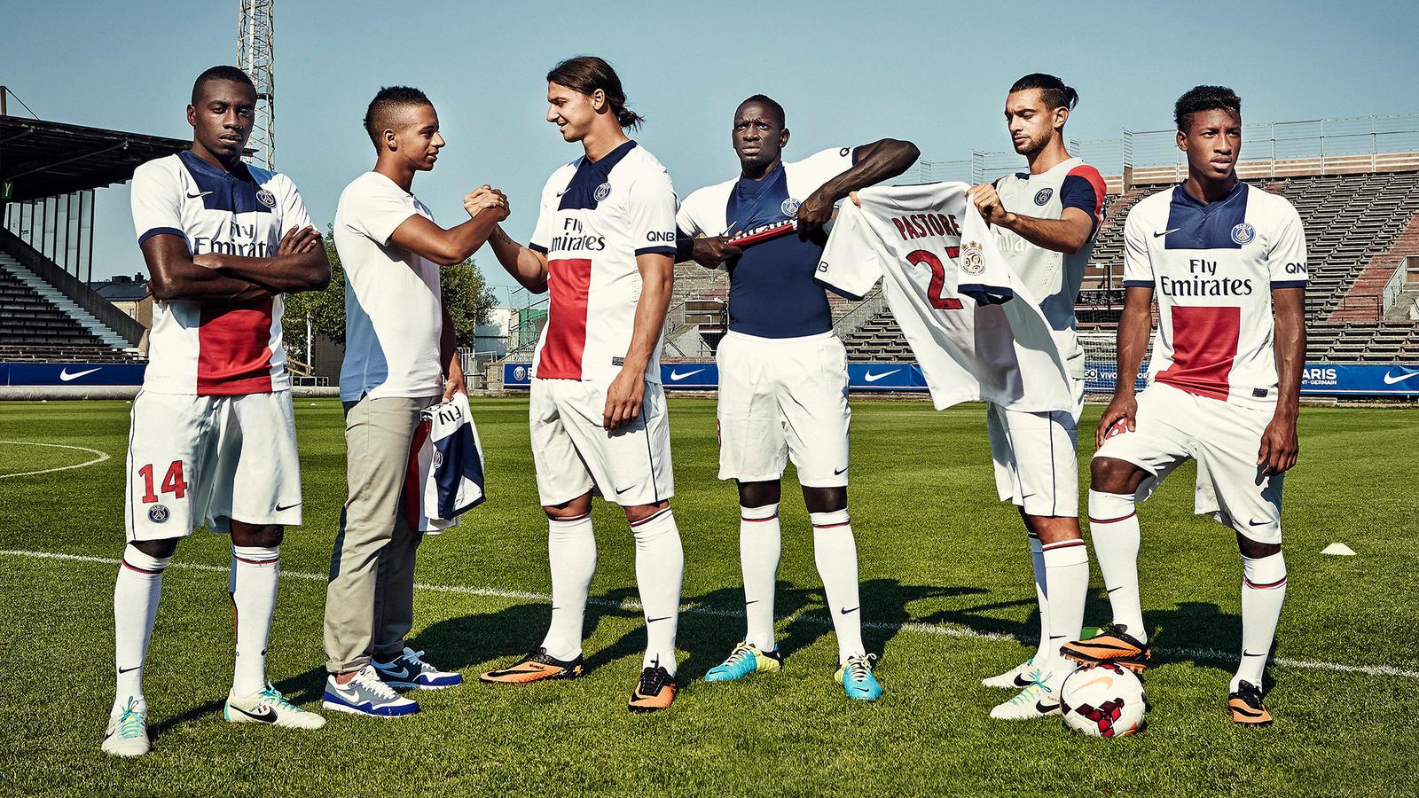 PSG Away Kit Launch