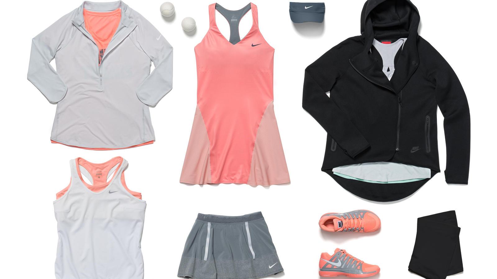 Nike Tennis Maria - NYC 2013