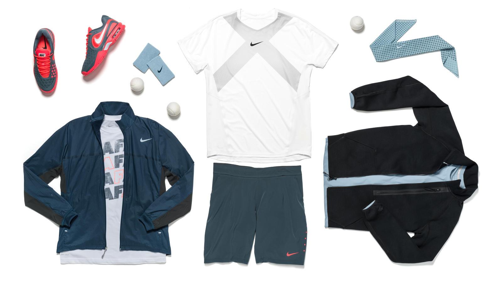 Nike Tennis Rafa - NYC 2013
