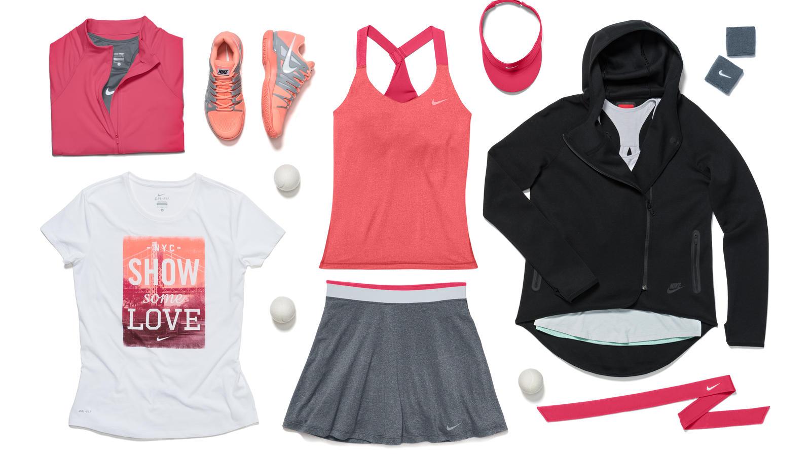 Nike Tennis Victoria - NYC 2013