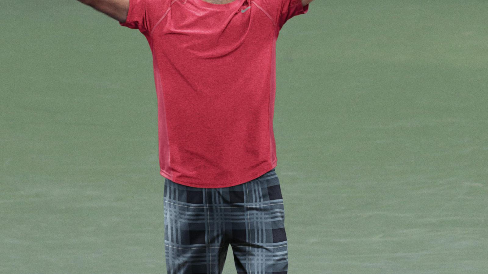 Nike Tennis Del Potro Day