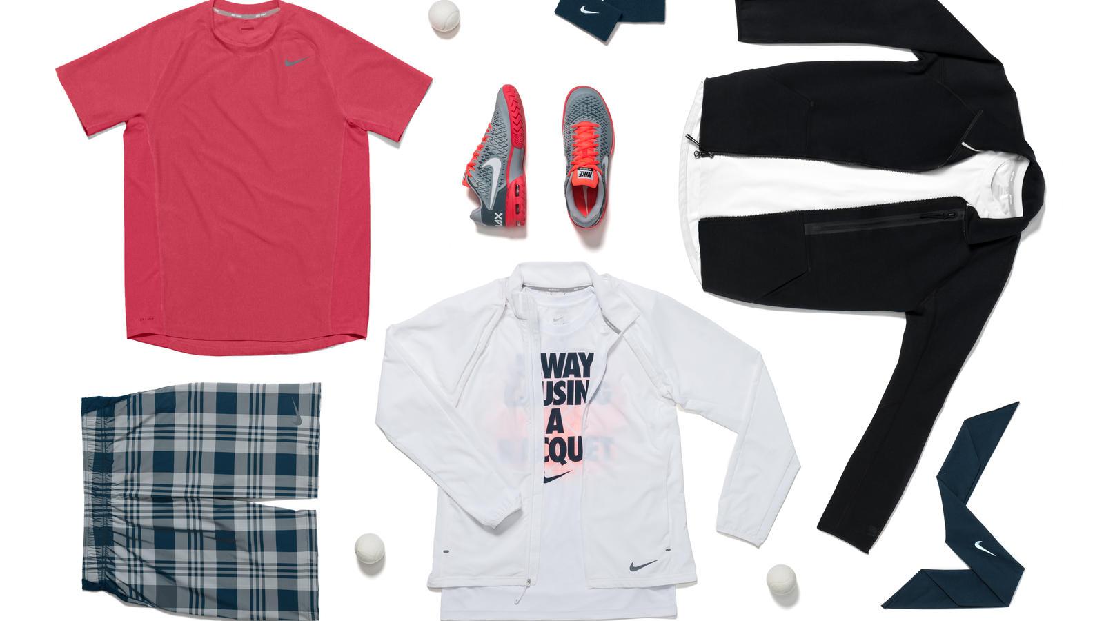 Nike Tennis Juan Martin - NYC 2013