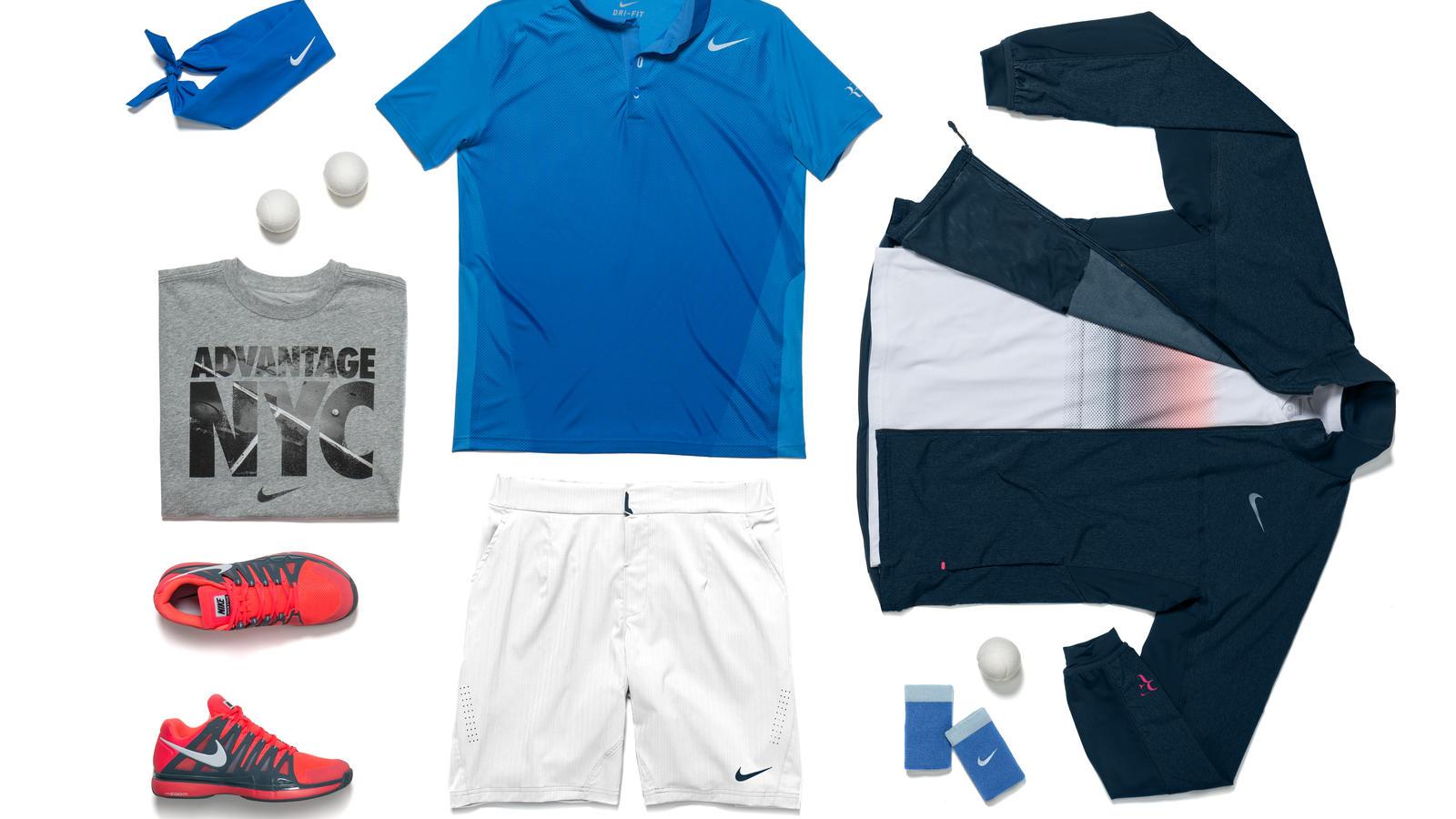 Nike Tennis Roger - NYC 2013