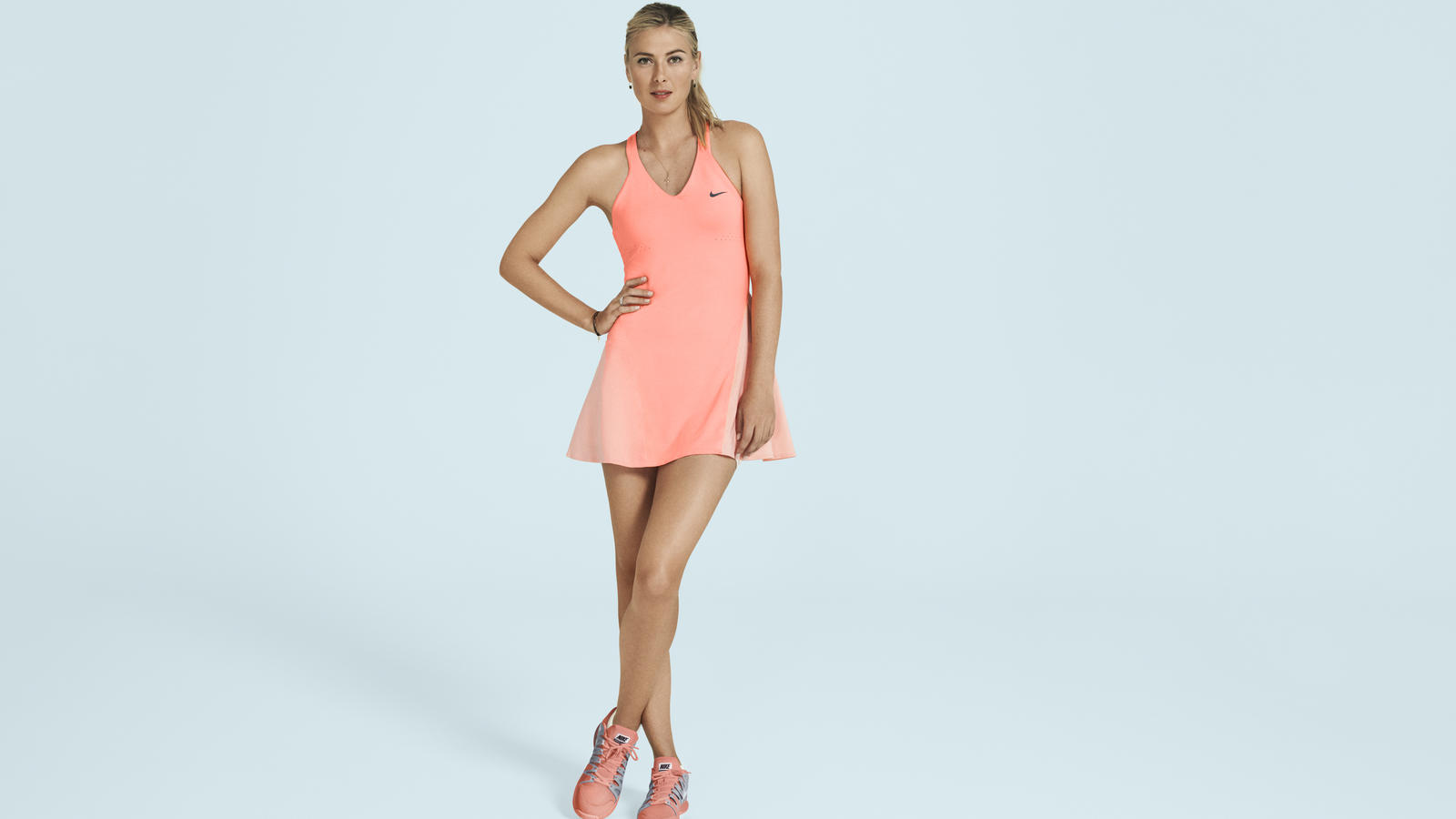 Nike Tennis Maria Sharapova - NYC 2013