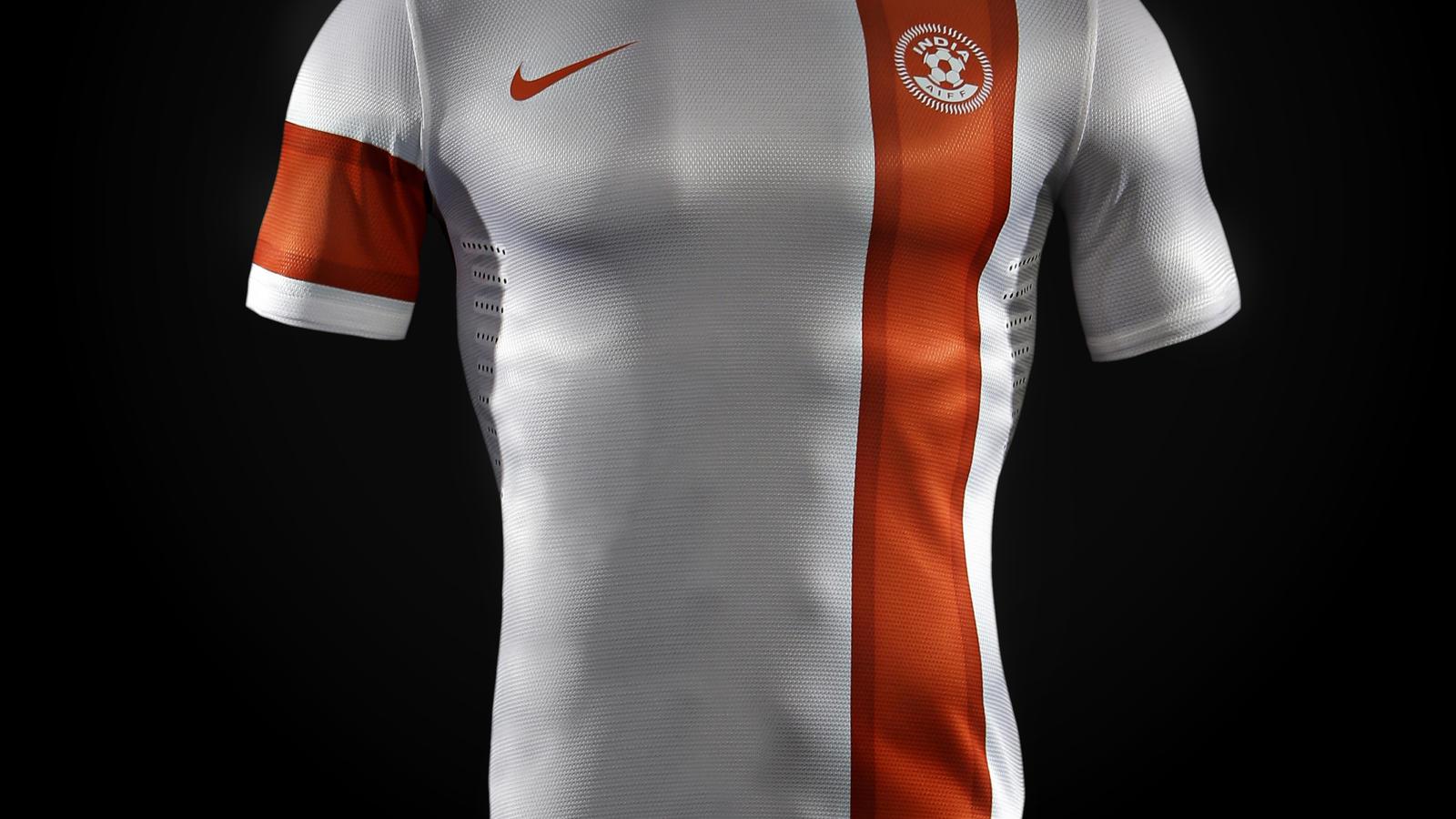 on sale c0b56 a3478 Nike Unveils India National Football Team Kit - Nike News