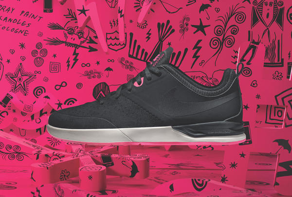 Nike SB Project BA: Shoes for Skaters by Skaters