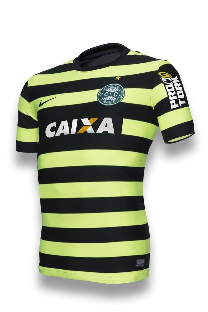 """834241a49454 Nike se Inspira no """"Green Hell"""" Para Nova Camisa do Coritiba. sustainability"""