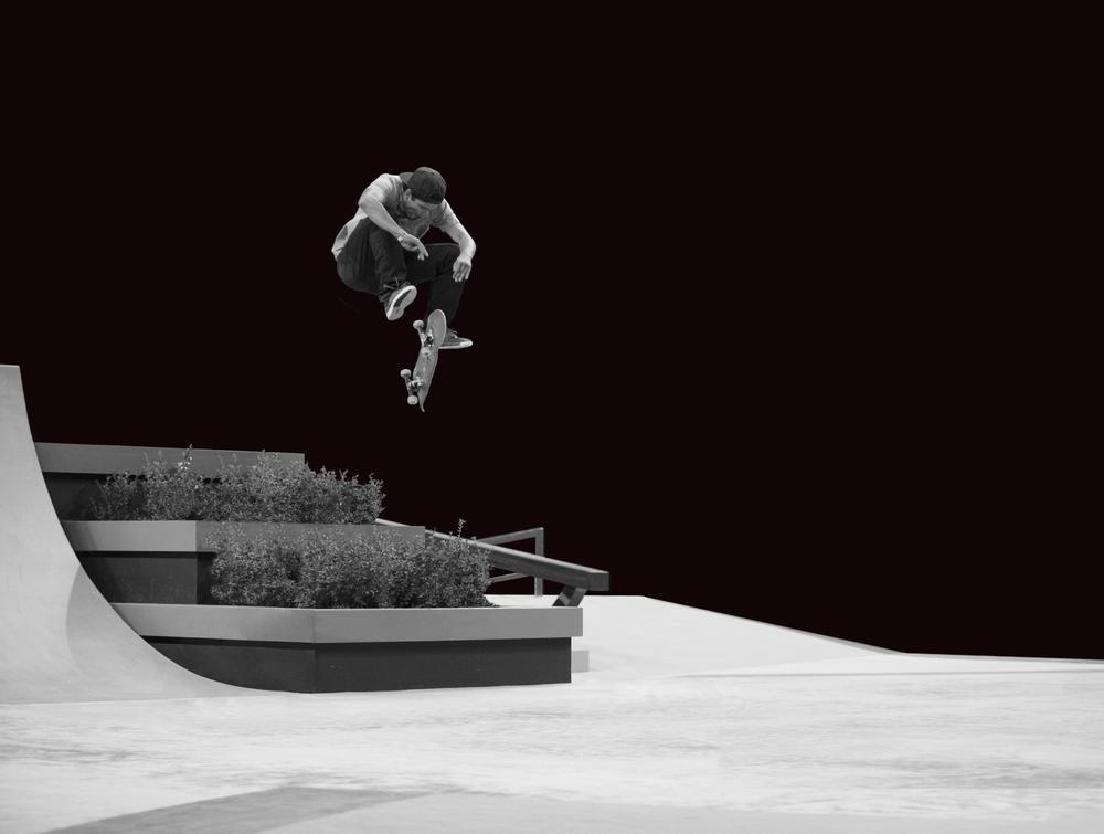 Four Nike SB Riders to Battle it Out at SLS Nike SB World Tour Finale