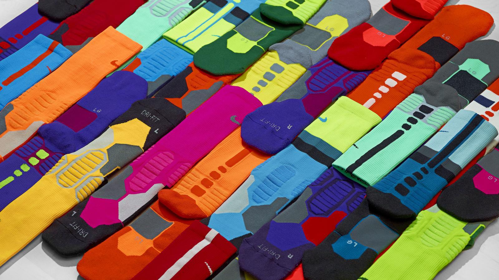 16ca93909 Introducing The Nike Hyper Elite Basketball Crew Socks - Nike News