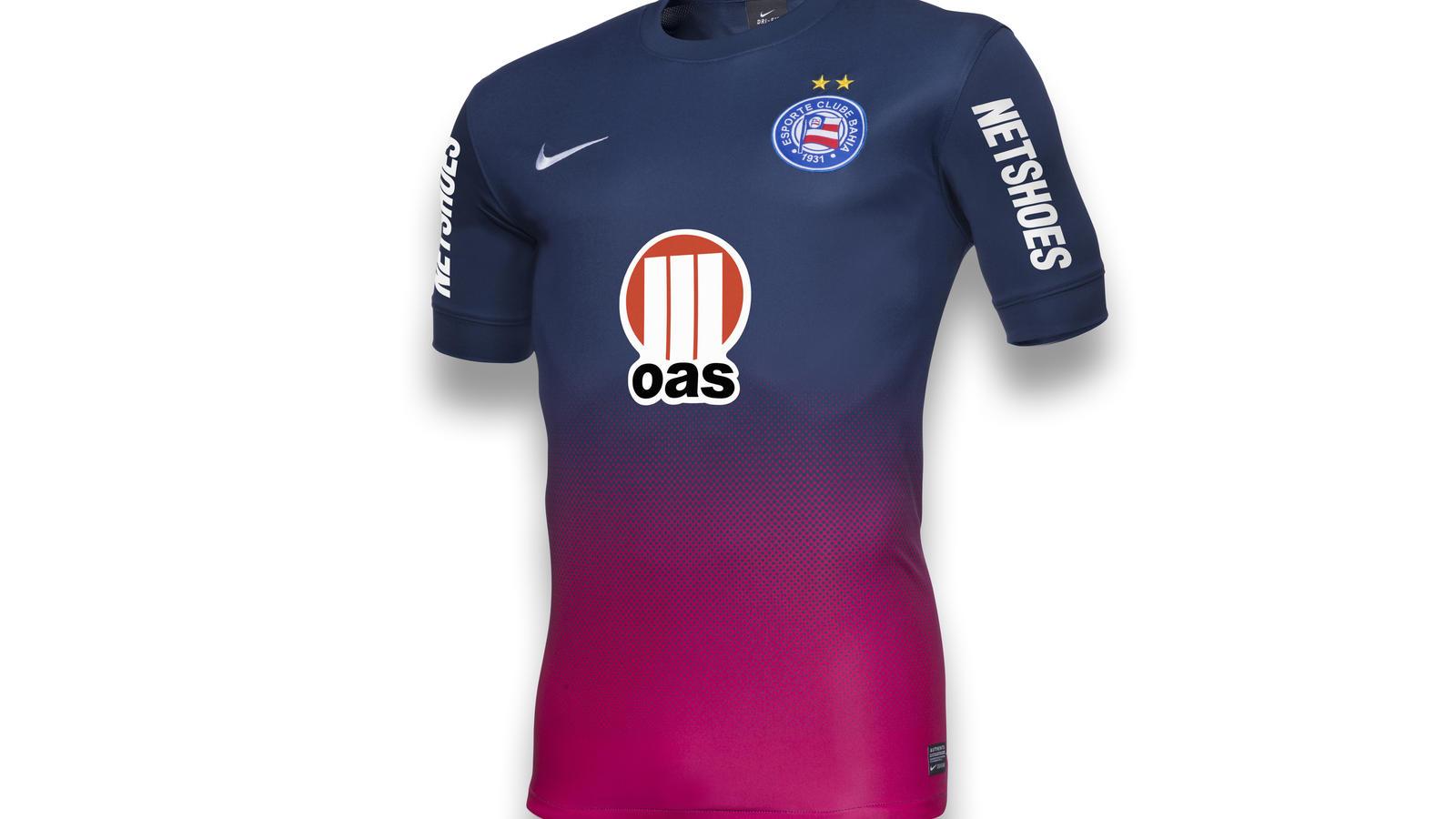 Nike e Bahia Prestam Homenagem ao Torcedor na Nova Camisa 3 - Nike News 84f2dc8223569