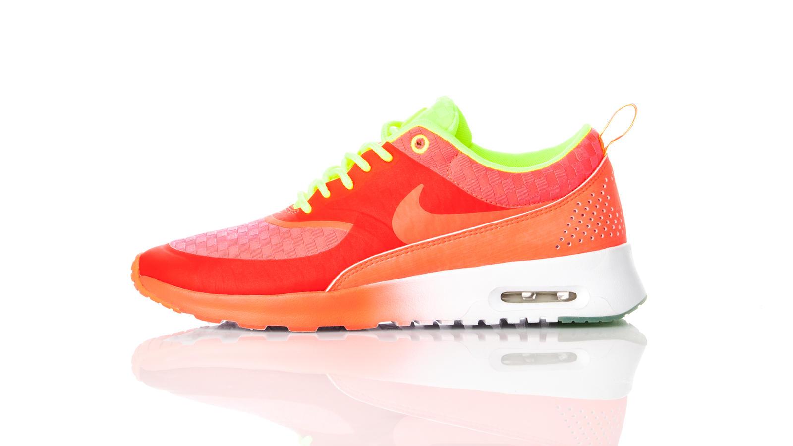 Nike Sportswear AIR MAX THEA Sneaker low outdoor green