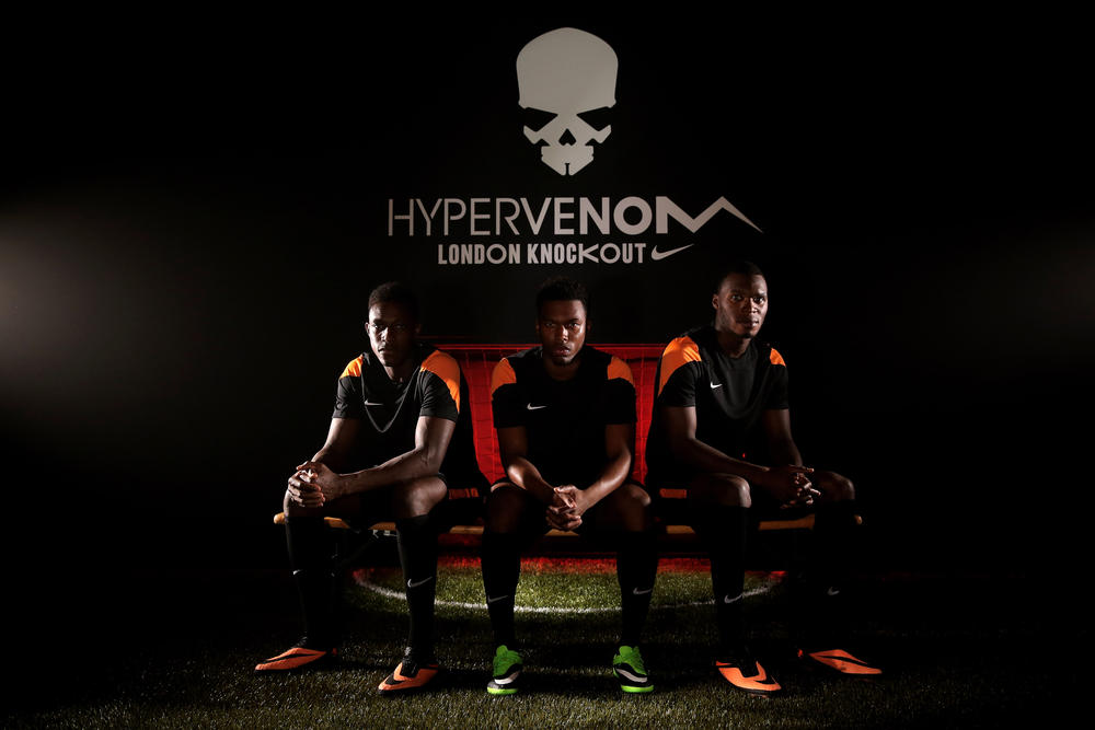 Top Premier League Strikers Off to Flying Start in the Hypervenom