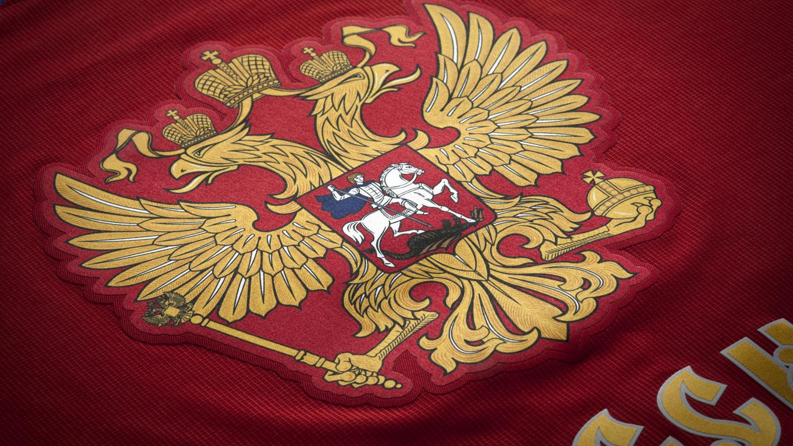 Russia Nt Hockey Jersey 18