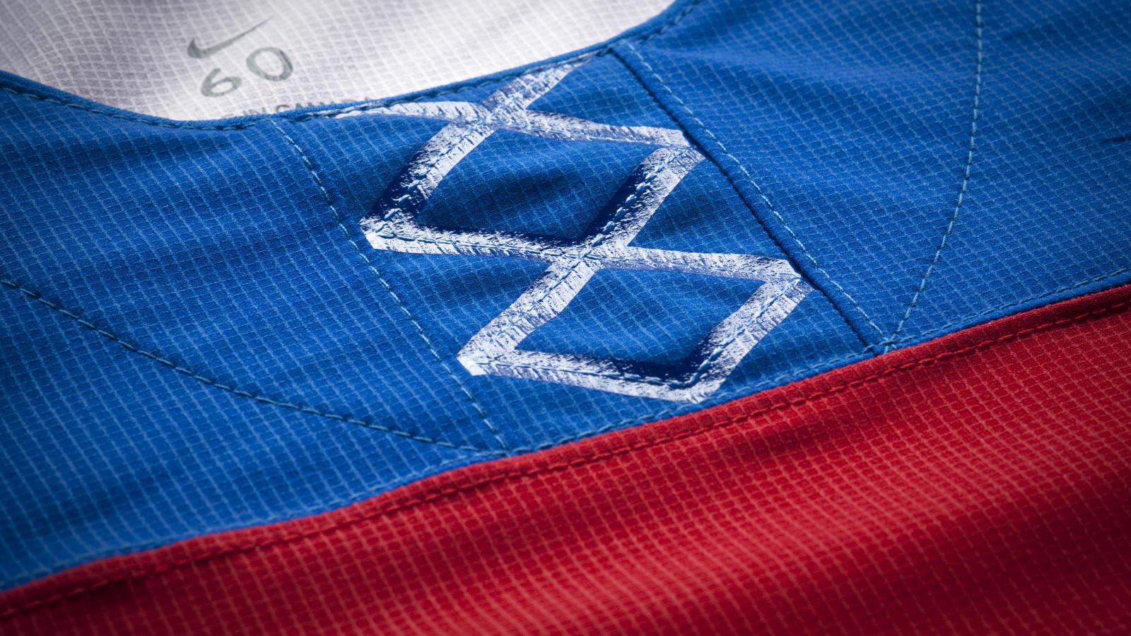 Russia Nt Hockey Jersey 20