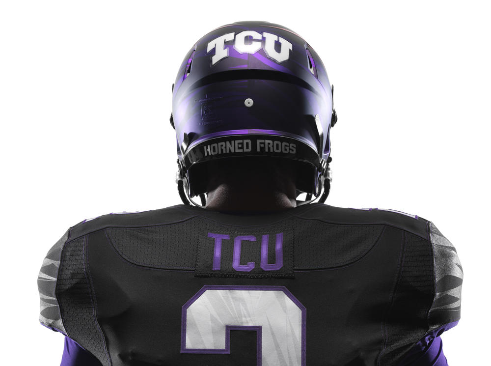TCU Unveils New Nike Football Uniform Design for Season Opener