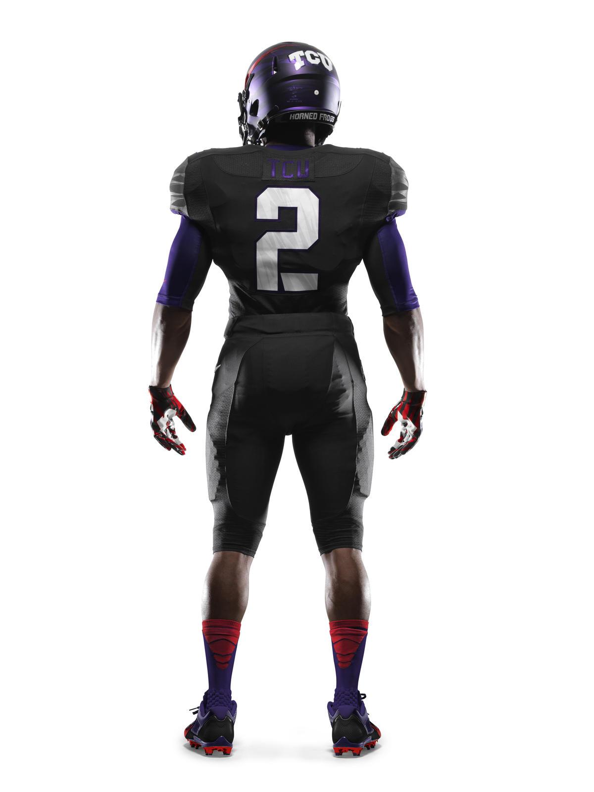 Dutch And Company >> TCU Unveils New Nike Football Uniform Design for Season ...