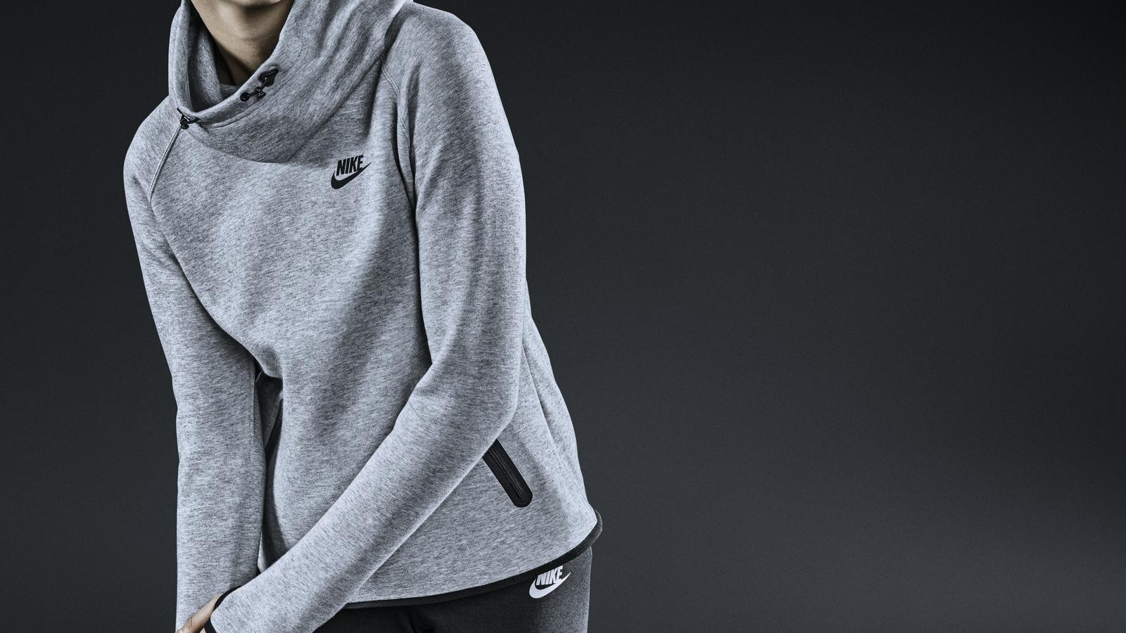 nike tech fleece hoodie mens 2017