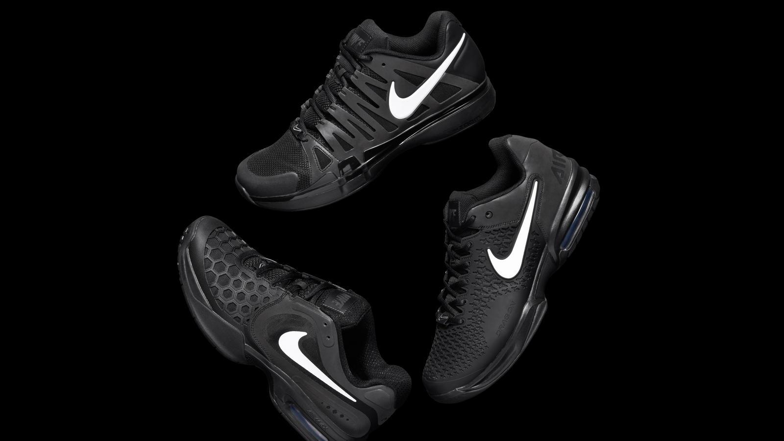 Nike Tennis Vapor Flash Shoe Group (without flash)