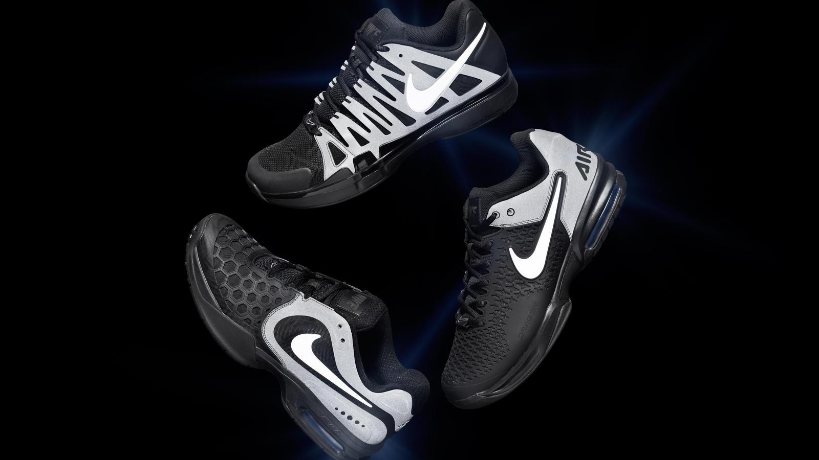 Nike Tennis Vapor Flash Shoe Group (with flash)