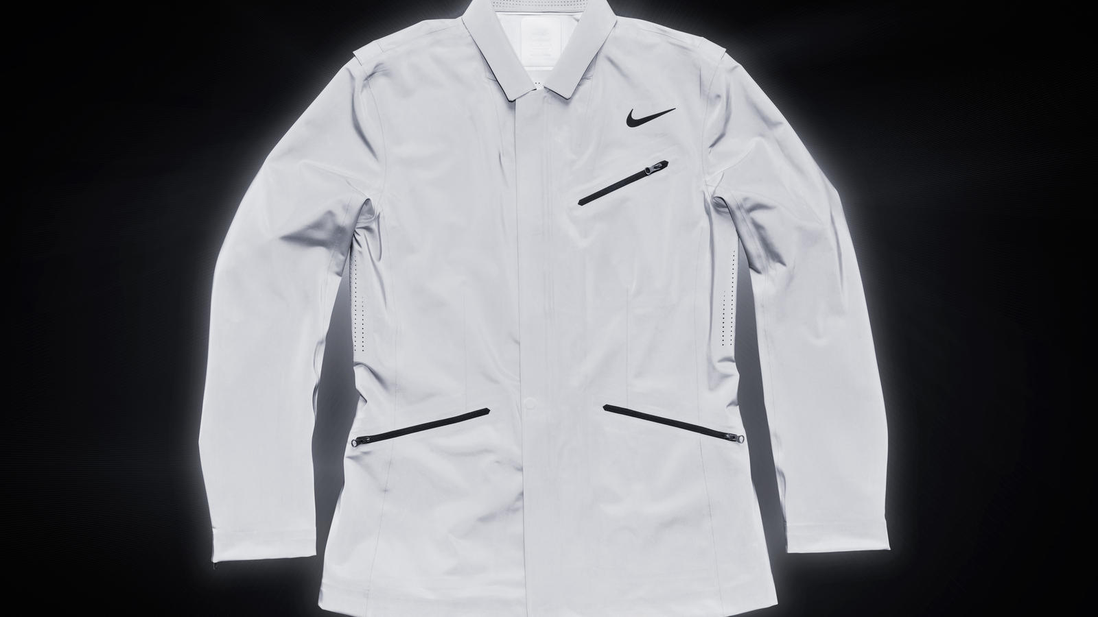 Nike Tennis Vapor Flash Roger Federer Jacket (with flash)
