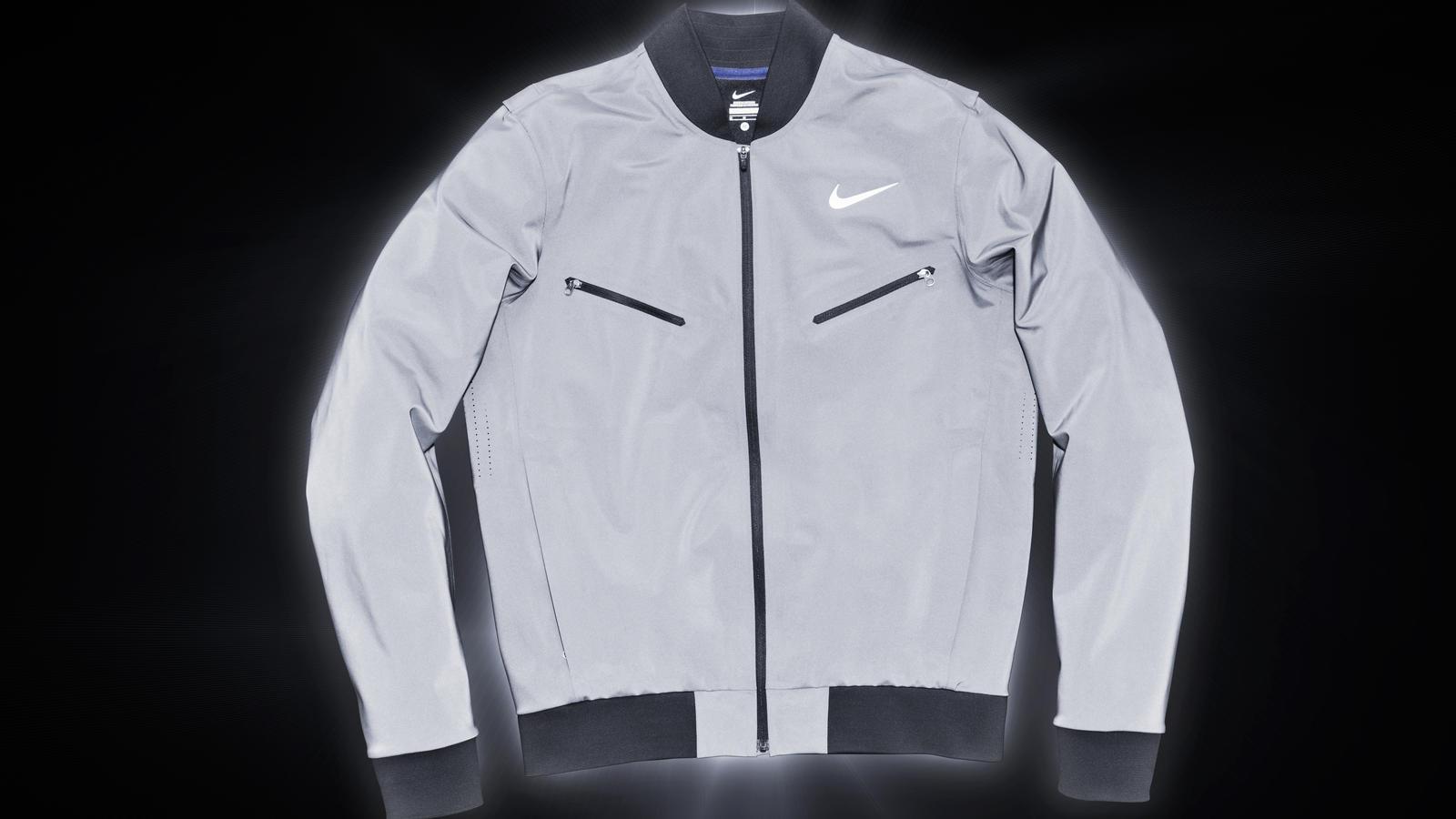 Nike Tennis Vapor Flash Rafa Jacket (with flash)