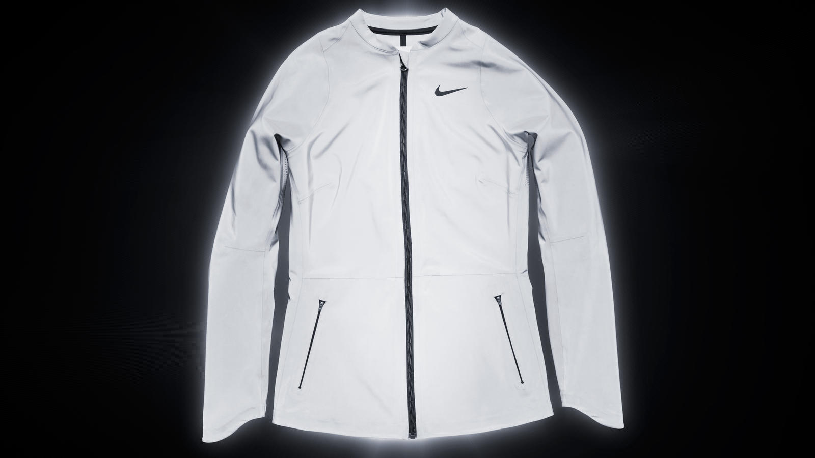 Nike Tennis Dominates The Night With Reflective  Vapor Flash ... 49dc3ad05