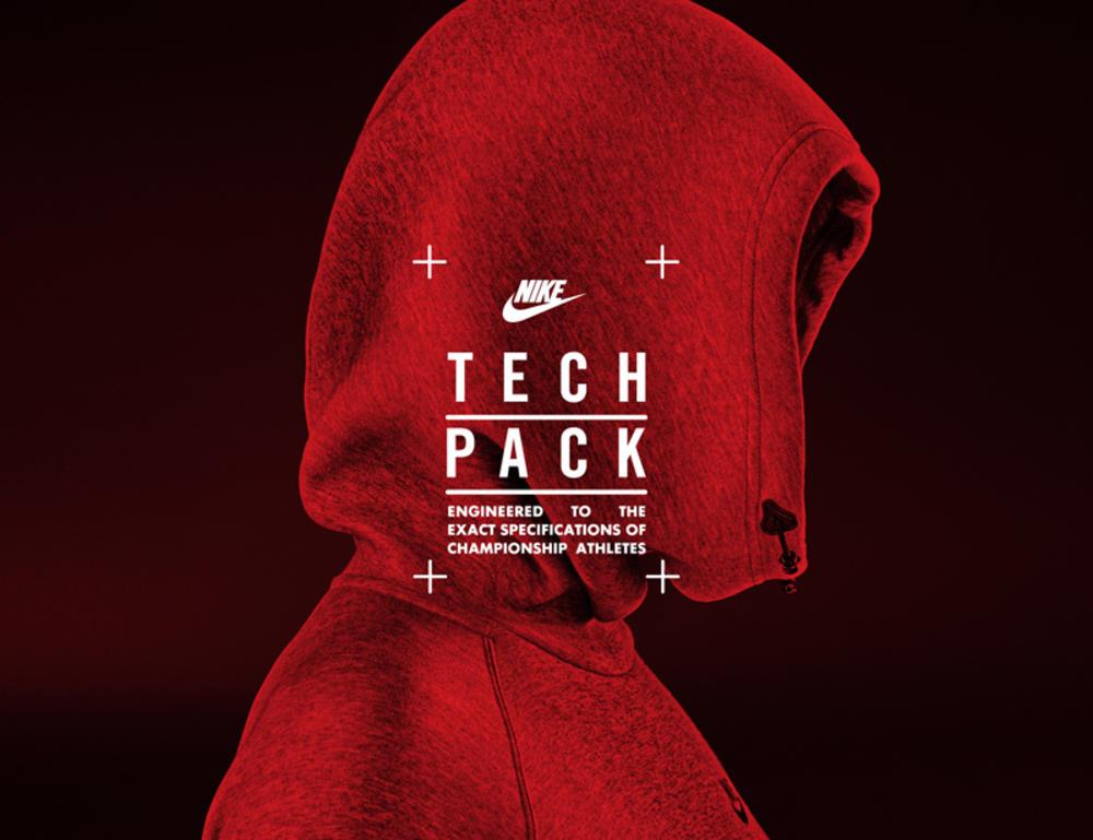 Nike Tech Pack: Tech Fleece