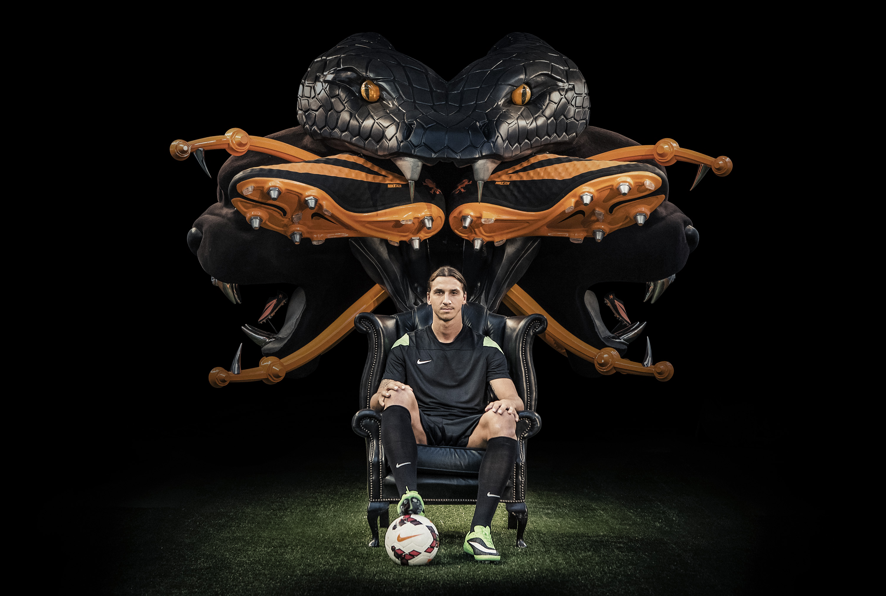 What Shoes Does Zlatan Ibrahimovic Wear