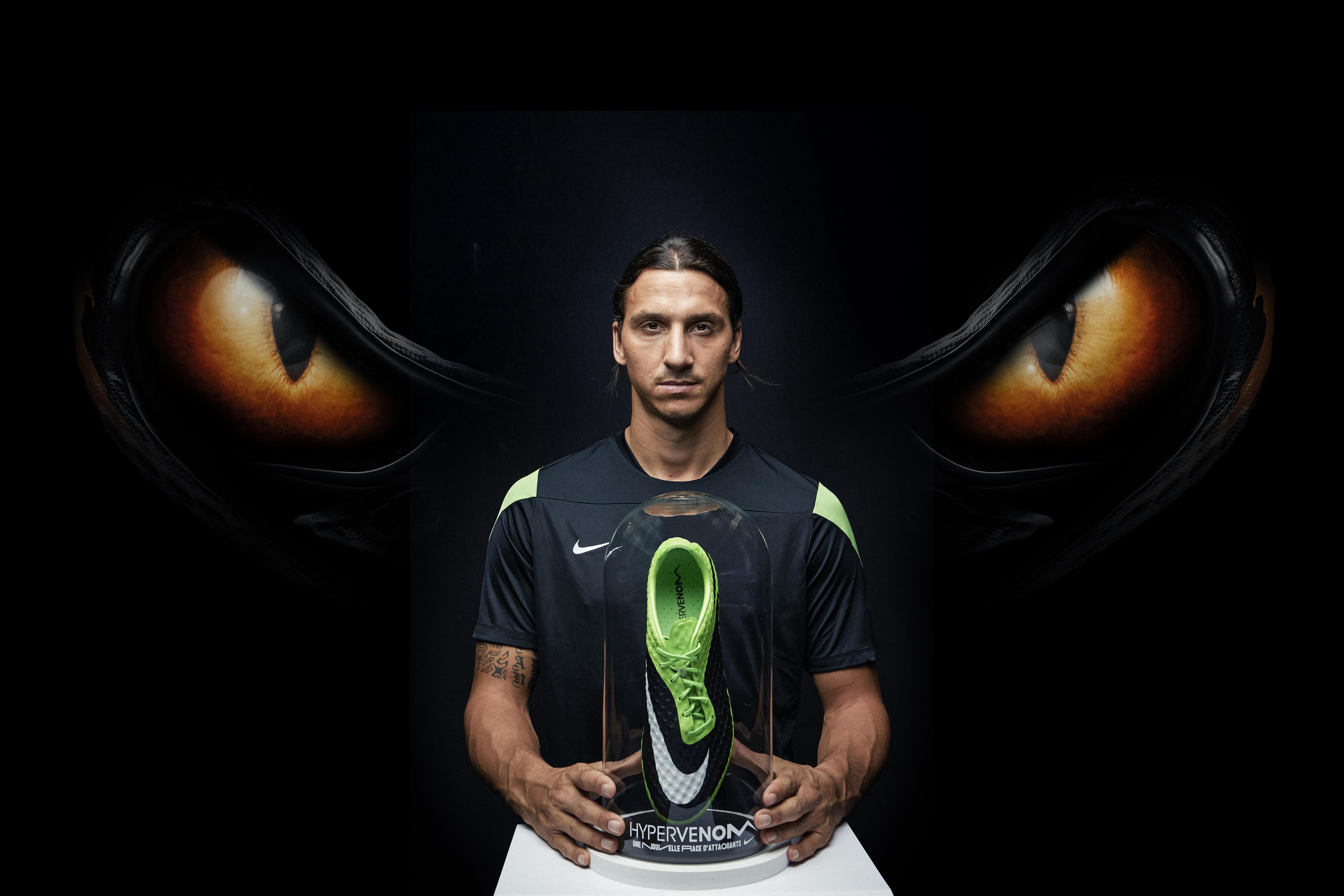 Zlatan Ibrahimovic Nike Shoes