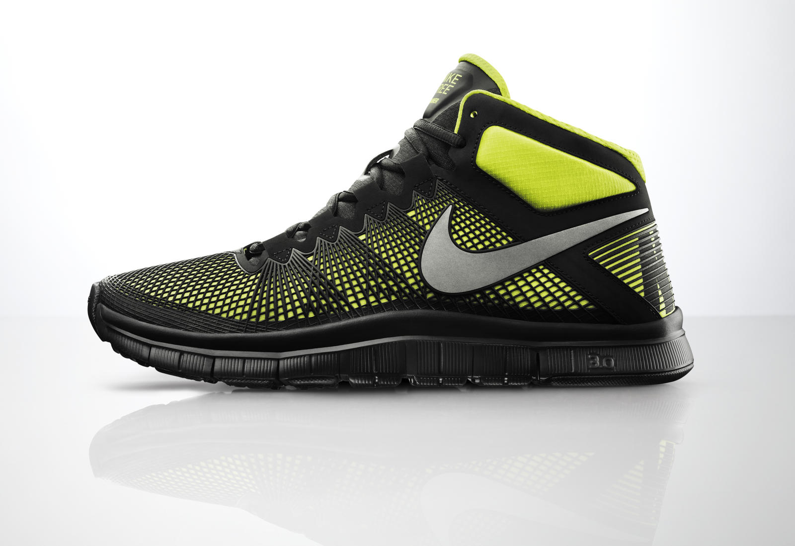 introducing the nike free trainer 3 0 mid shield nike news. Black Bedroom Furniture Sets. Home Design Ideas