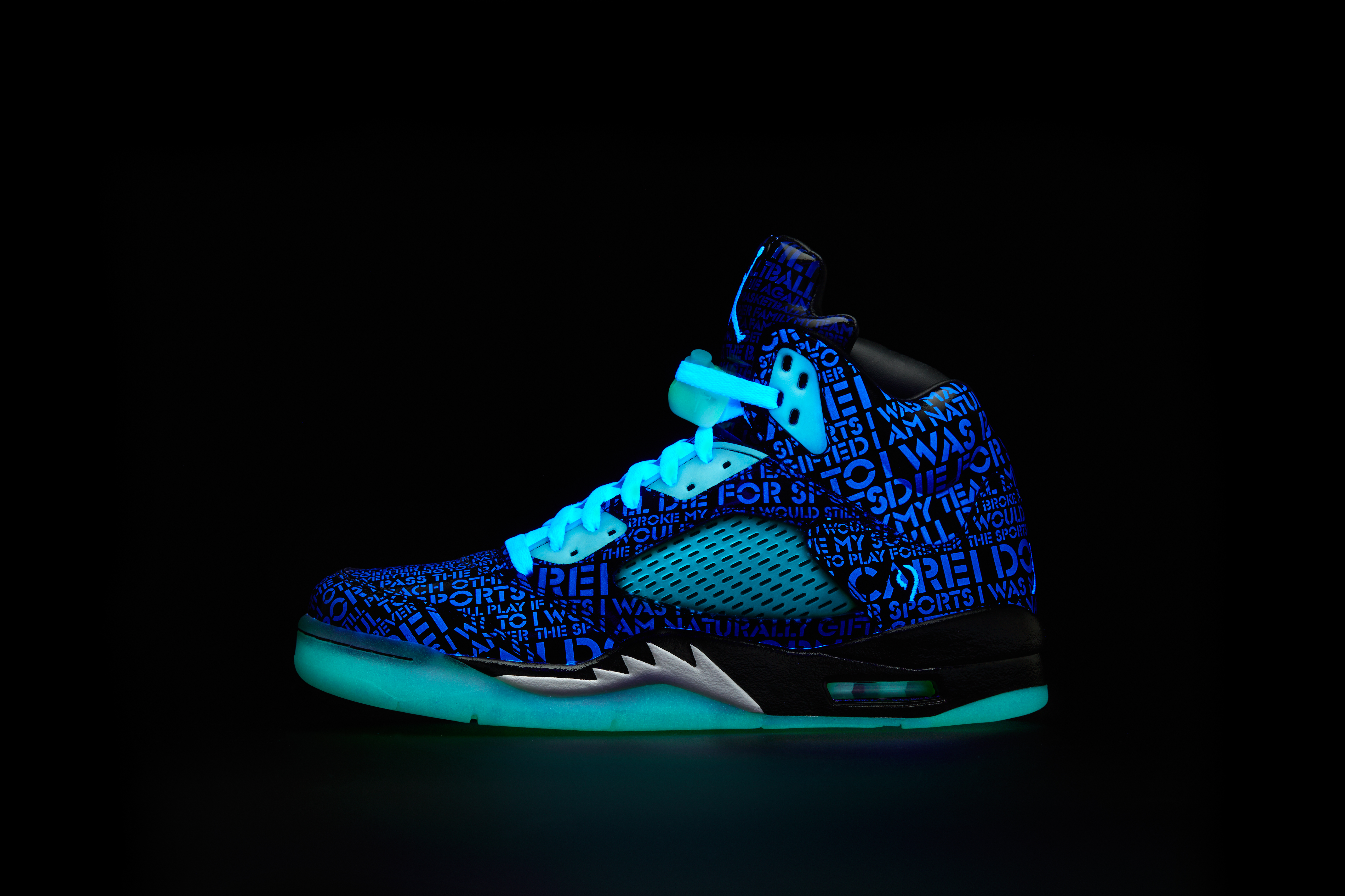 nike air jordan v 5 retro doernbecher 8s