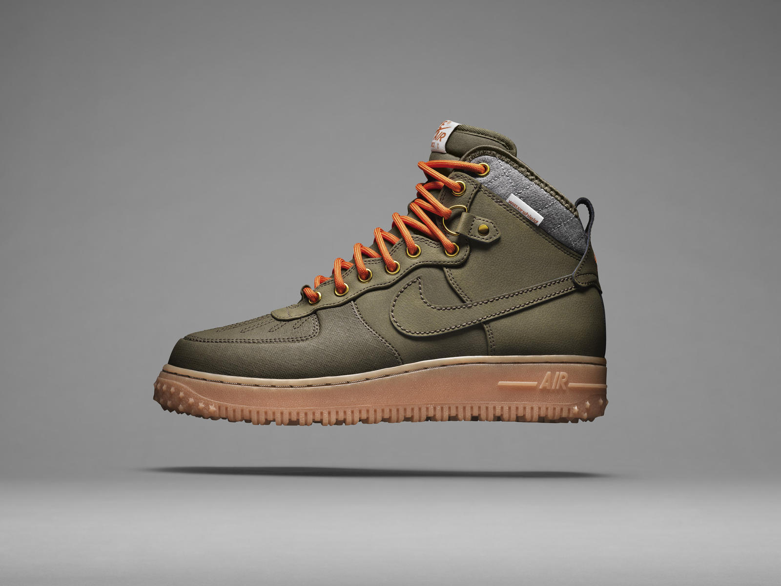 Nike Air Force 1 Duck Brown  c2c14c37ff