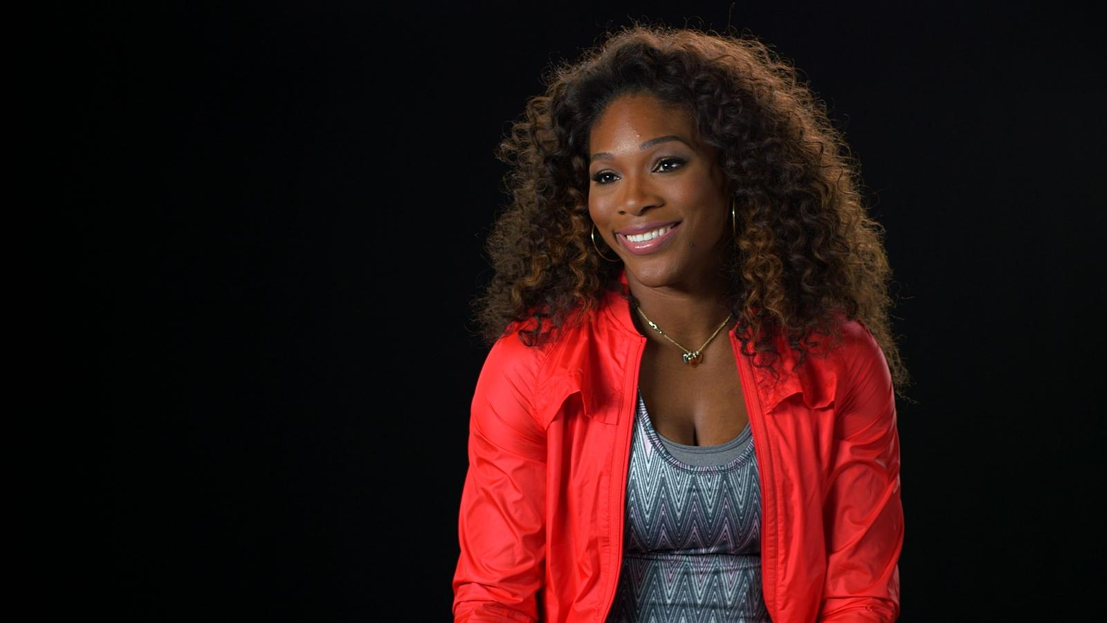 Serena Williams for Let's Move! Active Schools PSA