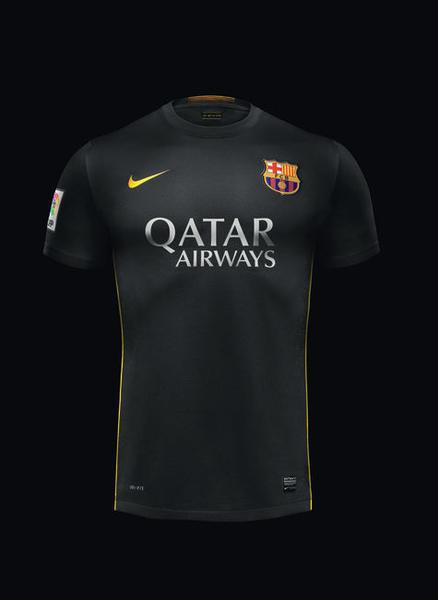nike apresenta camisa 3 do barcelona para a temporada