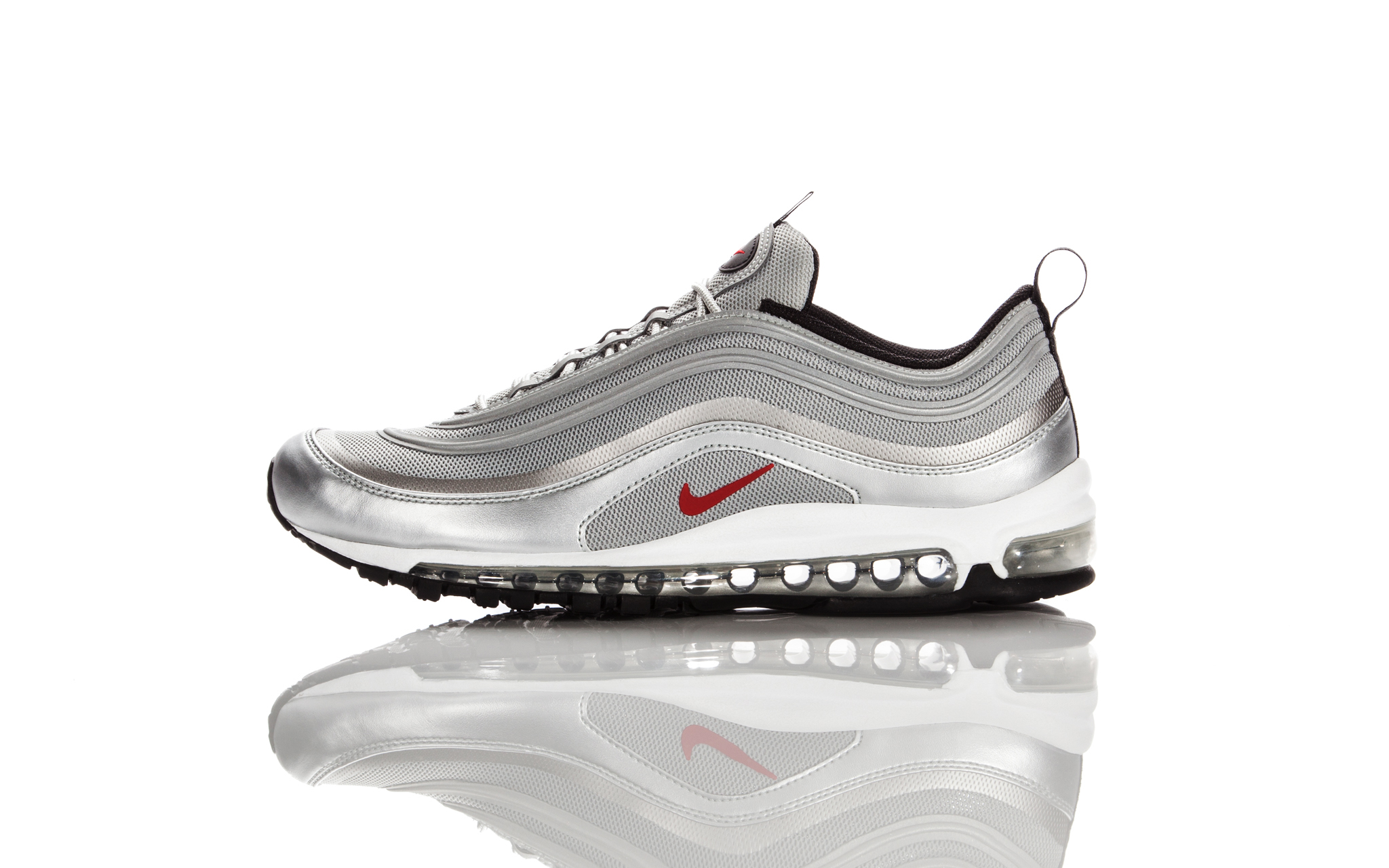 Release Reminder: Nike Air Max 97 Silver Bullet • KicksOnFire