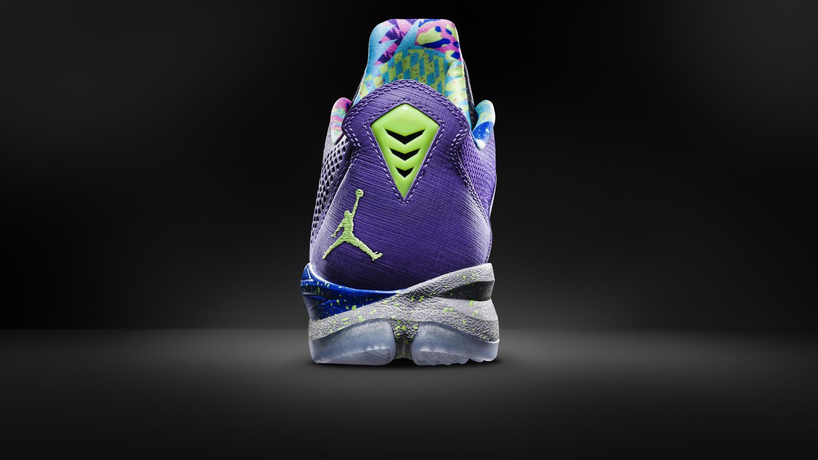 Jordan CP3.VII Court Purple